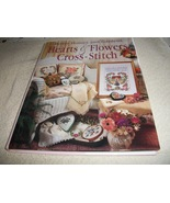 Better Homes and Gardens Hearts & Flowers Cross-Stitch - $14.00