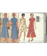 Butterick Sewing Pattern 4387 Misses Womens Dre... - $12.98