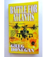 Battle for Atlantis by Greg Donegan (2004, Paperback) - $5.44