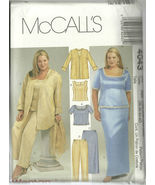 McCall's Sewing Pattern 4043 Womens Jacket Top ... - $14.98