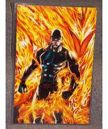 Marvel X-Men Cyclops Glossy Print 11 x 17 In Hard Plastic Sleeve - $24.99