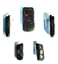 G' zOne Ravine Holster C751 CASIO G'Zone Belt Clip Cell Cover Case Phone... - $35.69