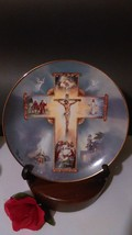 "Franklin Mint Plate ""The Life of Christ"" - $14.95"