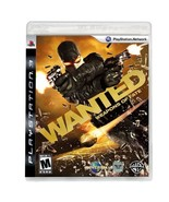 Wanted: Weapons of Fate - Playstation 3 [video game] - $29.65