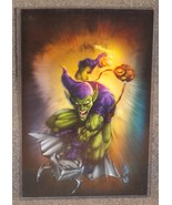 Spider-Man Green Goblin Glossy Print 11 x 17 In... - $24.99