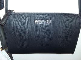 Black Kenneth Cole Reaction Cross Body Bag * LI... - $24.99