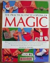 PRACTICAL ENCYCLOPEDIA OF MAGIC secrets illust history - $10.50