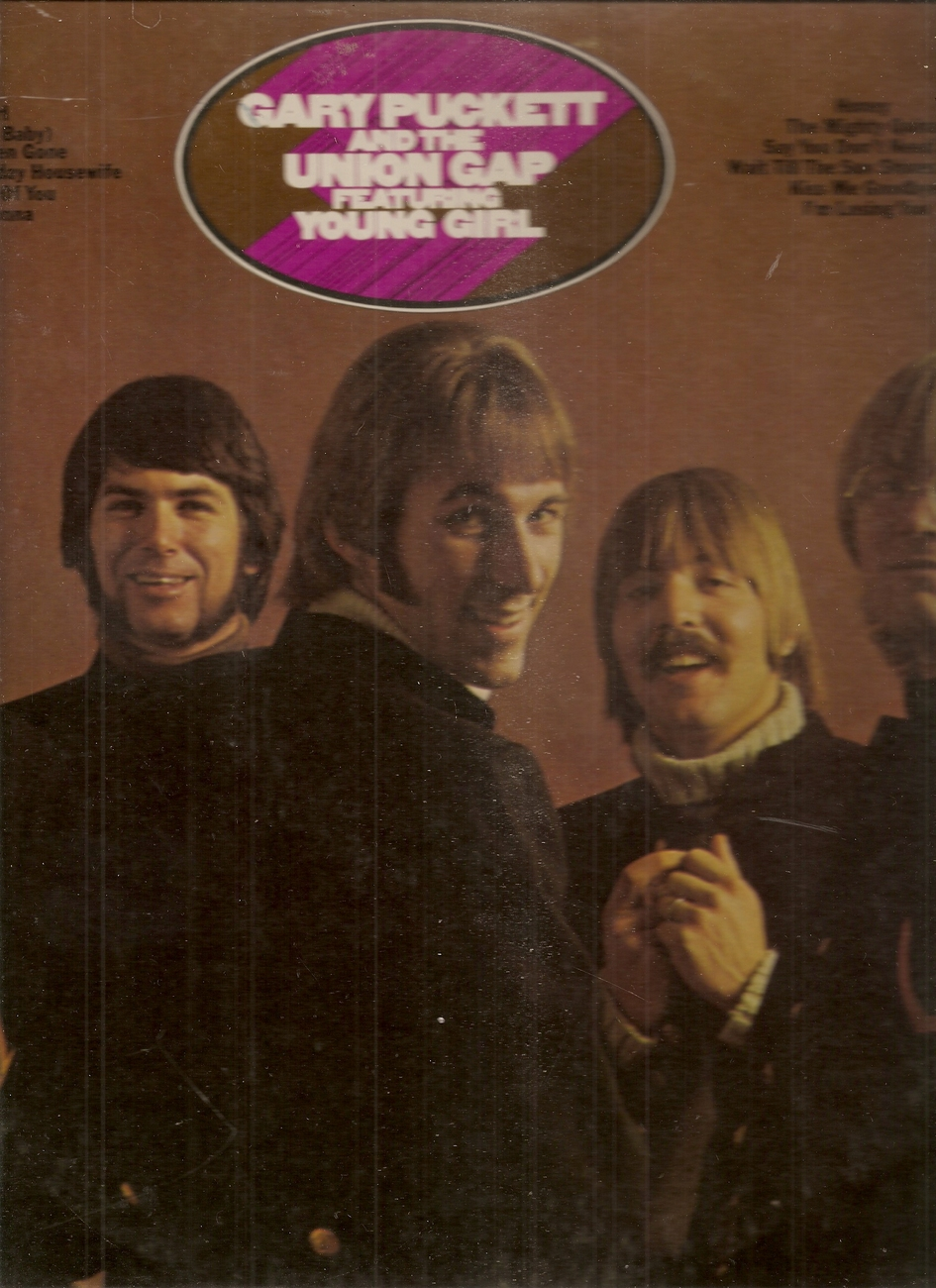 "Primary image for lp--Gary Puckett And The Union Gap Featuring ""Young Girl"""
