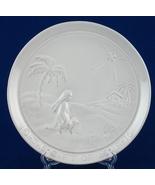 Frankoma 1976 Christmas Plate The Gift of Love Star of Bethlehem Pottery - $12.00