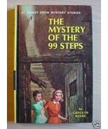 Nancy Drew Mystery #43 The Mystery of the 99 Steps FINE Carolyn Keene - $6.99