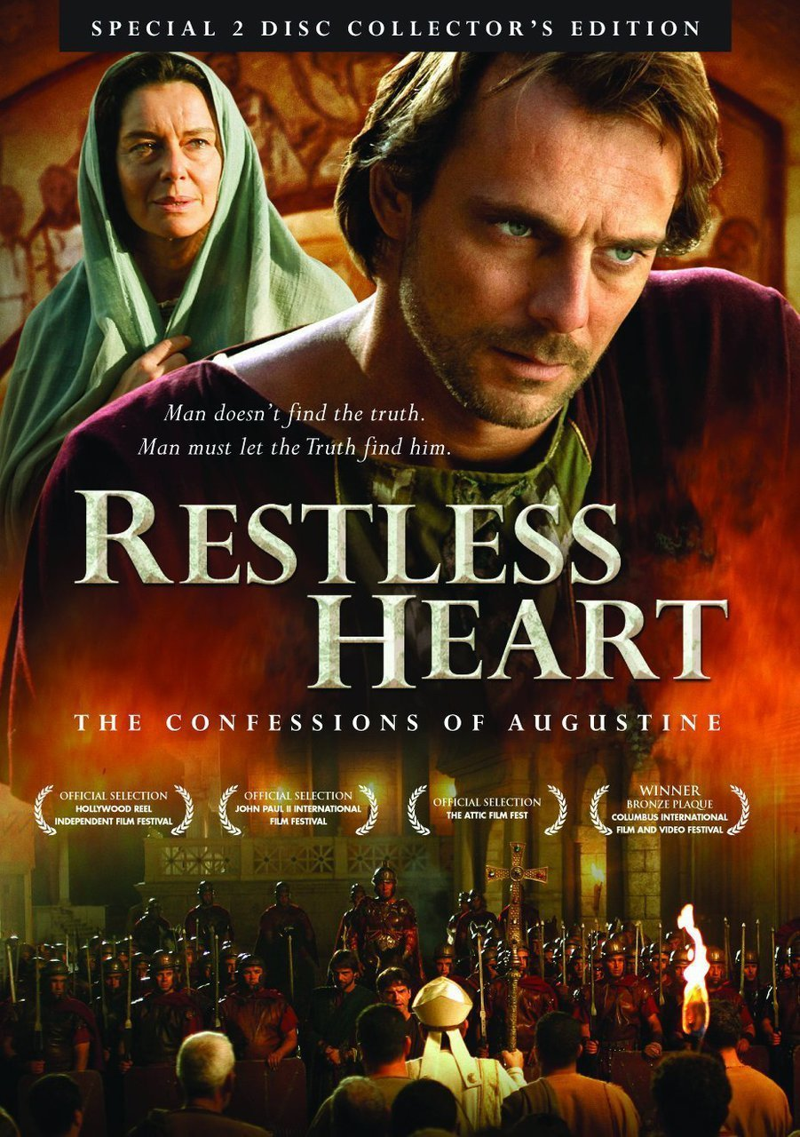 Restless heart  the confessions of st. augustine   2 disc collector s edition   dvd