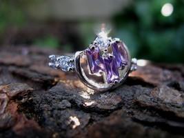 Cosmic Stargate Djinn Vast Blessings Wealth Love Wish Grant Spell Haunted Ring - $109.99