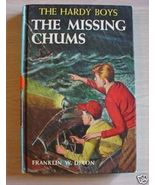 Hardy Boys mystery #4 THE MISSING CHUMS Frankli... - $5.00