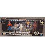 Star Wars Star Tours Boarding Party Figure Set Disney Exclusive New In T... - $99.99