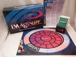 Imaginiff by Buffalo Games - 1998 Edition - 100% Complete! - $18.60
