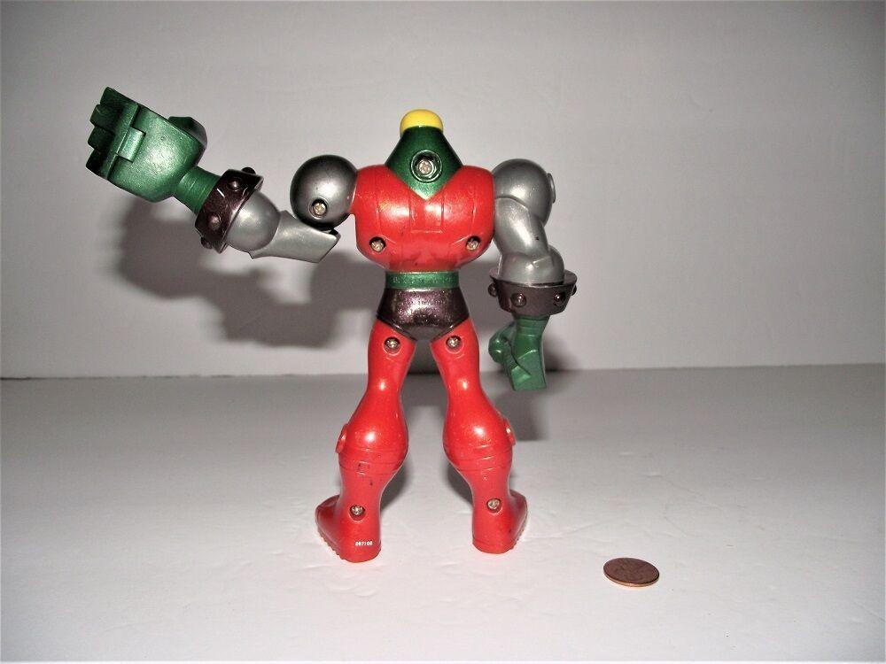 The Brave and the Bold Batman & Superman METALLO Figure DC Comics Mattel