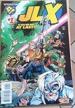 JLX #1 (Amalgam) [Comic] [Jan 01, 1996] Gerard Jones; Mark Waid; Howard ... - $3.91