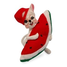 Annalee - 6in Watermelon Mouse [Kitchen]