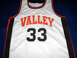 Larry Bird #33 Valley High School Basketball Jersey White Any Size image 1