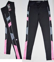NEW Victoria's Secret Knockout Tights in Black/Pink Mesh. Small - $55.00