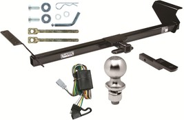 COMPLETE TRAILER HITCH PACKAGE W/ WIRING KIT FITS 1996-1999 ISUZU OASIS ... - $209.77