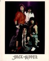 RARE Original Press Photo of Jack the Ripper a Folk Rock Band - $49.49