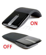 Touch Mouse 2.4 GHz Wireless Mouse Mice Surface Edition Mini USB Receiver - $8.50
