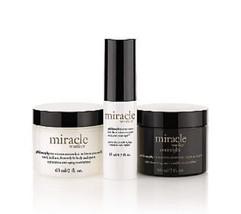 Philosophy Miracle Worker Overnight & Day Moisturizer 2 Oz & Miraculous Eye Cream - $110.00