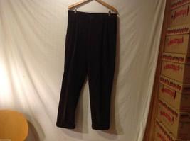 Mens Jos. A Bank Dark Brown Corduroy Pants, Size 36W/32L