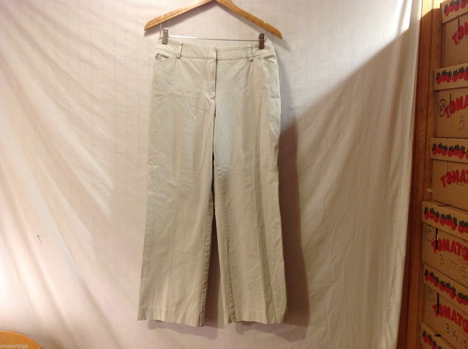 Womens Tribal Khaki Dress Pants, See measurements for size