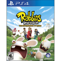 Rabbids Invasion for Sony PS4 - $26.60