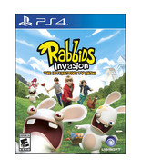Rabbids invasion for sony ps4 thumbtall