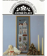 Victorian House~Counted Cross Stitch Pattern - $5.00
