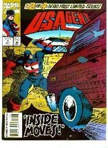 U.S. Agent #2 [Comic] [Jan 01, 1996] No information available - €3,17 EUR