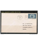 U.S.A. SCOTT # CE 1 on FDC CHICAGO (AUG. 30 1934) (OS-101) - €12,06 EUR