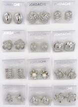 One Dozen New Wholesale Silver Tone Jordache Br... - $5.94