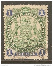 RHODESIA Scott # 33 VF USED (298884787) - $1.98