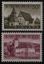 FINLAND Scott # 336-38A** VF MINT NH (10094843) - $8.17