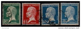 FRANCE Scott: # 185-96 F-VF USED  (25552505) - $4.21