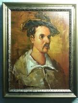 Spanish SAILOR Famous Artist GARCIA Vintage Oil... - $199.99