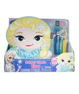 Disney Frozen Color n n' Create Elsa 2 Sided Coloring Fun Redo + Bonus N... - $18.99