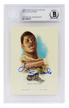 LEON SPINKS Signed 2006 Topps Allen & Ginter Boxing Trading Card #313 - ... - $78.21