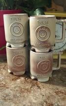 Frankoma C1 Mug Desert Gold Tulsa A.C.B.L. Regional (4) - $16.81