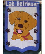 Large Golden Lab Retriever Garden Decorative Ou... - $14.99