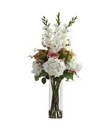 Giant Mixed Silk Floral Arrangement - $480.88 CAD