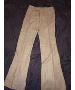 Benetton Camel Colored Herringbone Wool Pants S... - $20.99
