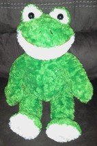 Build-A-Bear Frog Plush with frog sound module ... - $13.57