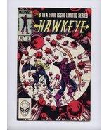 Hawkeye #3 (November #3 in a four-issue series) [Comic] [Jan 01, 1983] Marvel - $3.91
