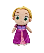 "Disney Store Tangled Rapunzel Toddler Plush Princess Baby Doll Animators Toy 12"" - $18.42"