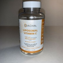 DACHA Nutrition Natural Liposomal Vitamin C - Immune System & Collagen Booster - $17.80